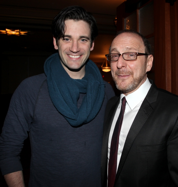 Photo Coverage: MERRILY WE ROLL ALONG Cast Reunion Party