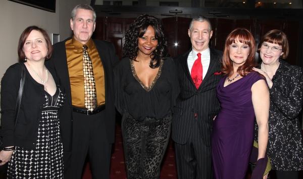 Maryrose Wood, Marc Moritz, Tonya Pinkins, Gary Stevens, Ann Morrison and Mana Allen  Photo