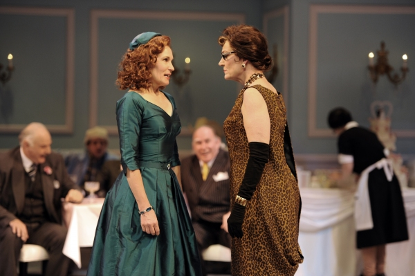 Kathleen McCall and Leslie Alexander at BWW Reviews: Denver Center's THE TAMING OF THE SHREW - Superb Interpretation!