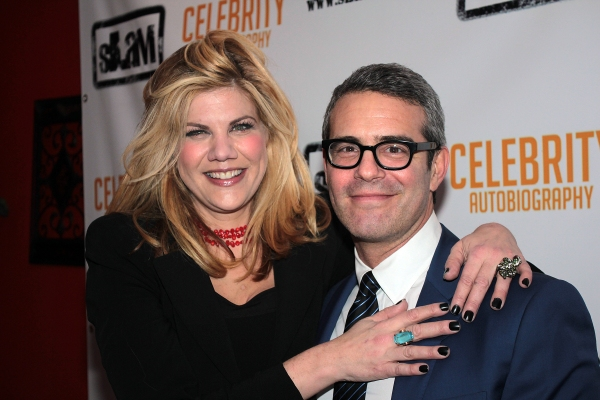 Photo Coverage: America Ferrera, Bobby Cannavale & More in CELEBRITY AUTOBIOGRAPHY!