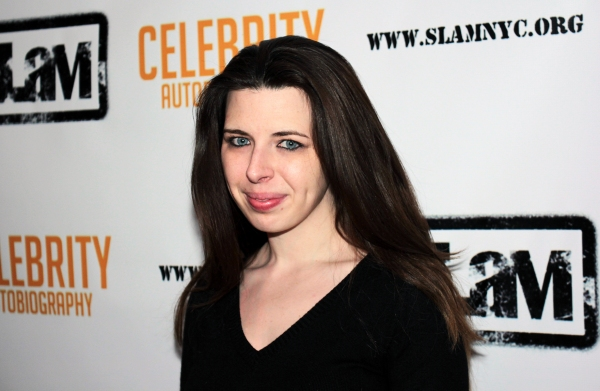 Heather Matarazzo at America Ferrera, Bobby Cannavale & More in CELEBRITY AUTOBIOGRAPHY!