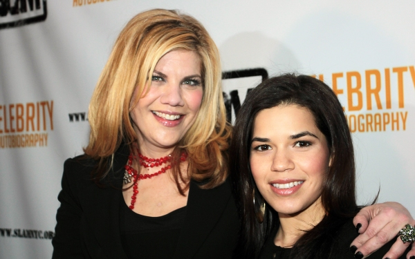 Kristen Johnston, America Ferrara