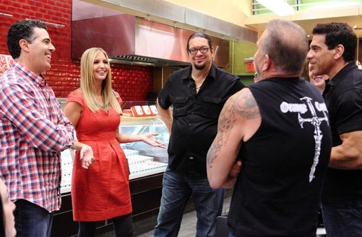Adam Carolla, Ivanka Trump, Penn Jillette, Paul Teutul, Sr. & Lou Ferrigno at First Look - Season 12 Premiere of CELEBRITY APPRENTICE Airing 2/19