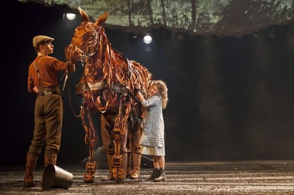 Photo Coverage: First Look at WAR HORSE Canadian Cast