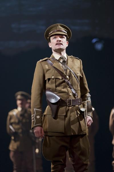 Lt. James Nicholls (Brendan Murray)  Photo