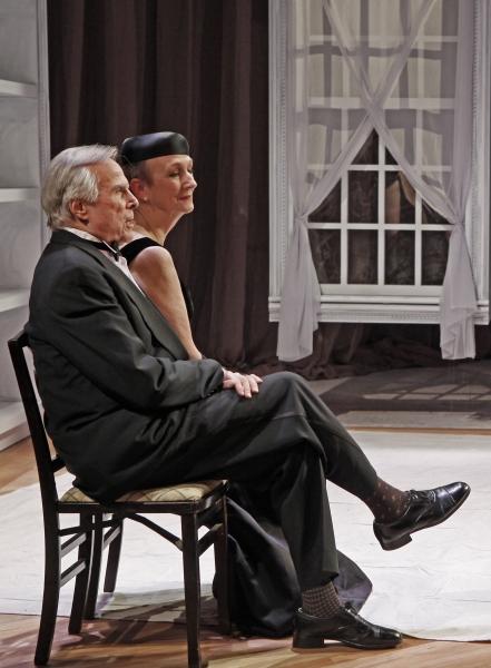 John Cunningham, Kathleen Chalfant Photo