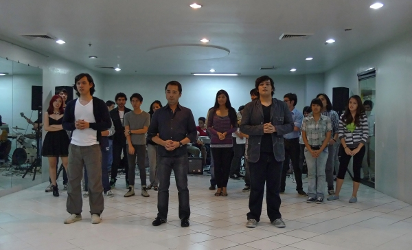 Photo Flash: Meet the Cast of Blue Repertory's Revival of BARE
