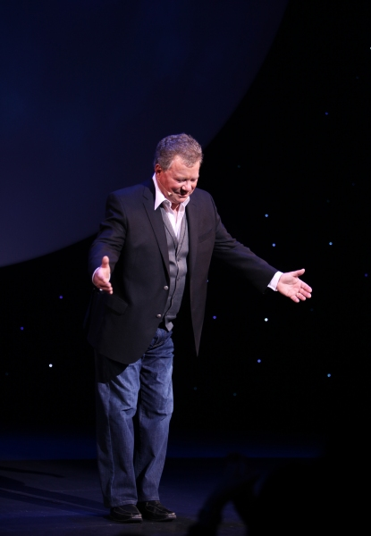 Photo Coverage: SHATNER'S WORLD Opens on Broadway!