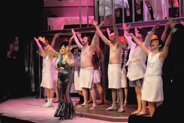 Photo Flash: Circle Theatre Celebrates Opening of THE RITZ