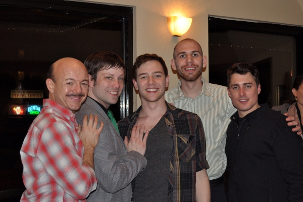 John Cardone (Claude), Shawn Quinlan (Chris), Jordan Phelps (Tiger), Thomas Lalonde a Photo