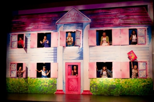 Photo Flash: First Look at Bailey Hanks in Diablo Theatre Company's LEGALLY BLONDE
