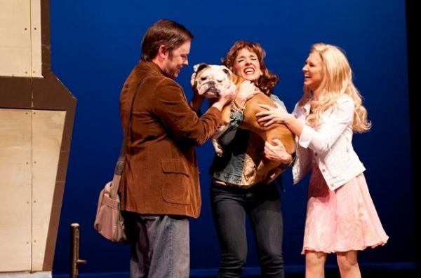 Ian Leonard, Lynda DiVito, Bailey Hanks Photo
