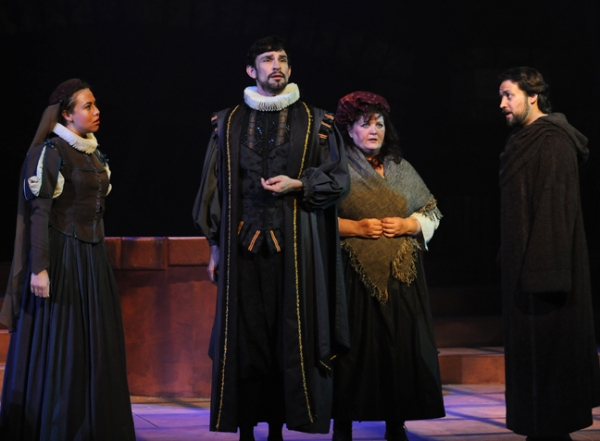 Photo Flash: Musical Theatre West Presents Davis Gaines in MAN OF LA MANCHA