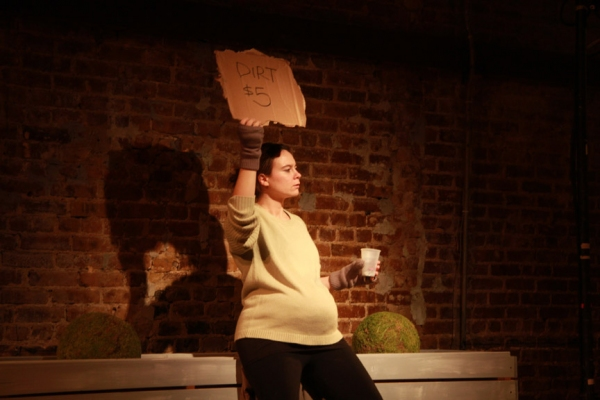 Photo Flash: La MaMa's EROSION: A FABLE by Loom Ensemble