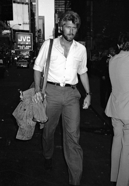 Photo Blast From The Past: Barry Bostwick