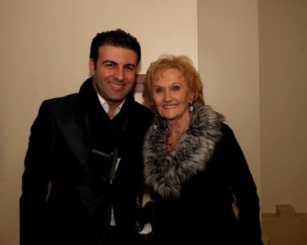 David Serero and Dottie Reiner