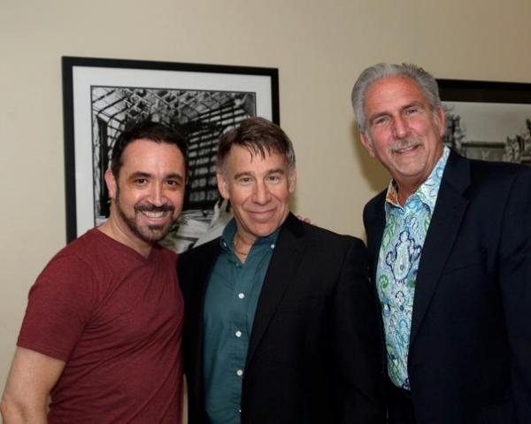 Steven Glaudini, Stephen Schwartz and Paul Garman