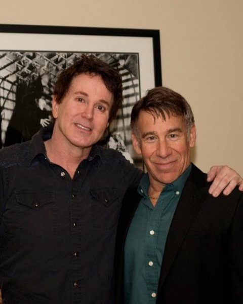 Photo Flash: Stephen Schwartz & Martha Wasserman Visit Musical Theatre West's MAN OF LA MANCHA!