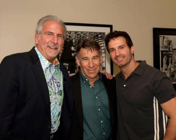 Paul Garman, Stephen Schwartz and Michael Guarnera