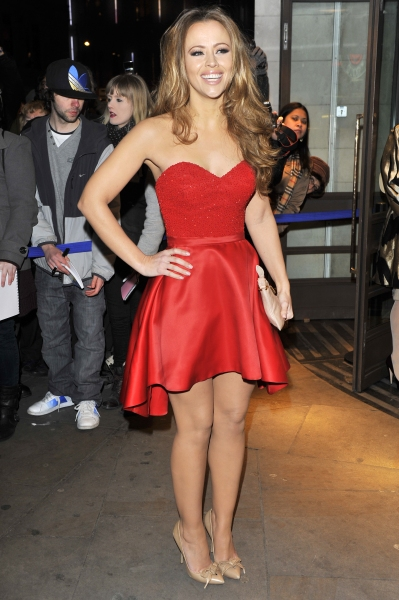 Photo Coverage: West End Stars Including Sheridan Smith, Sophie Evans, Kimberley Walsh At Whatsonstage.com Awards!