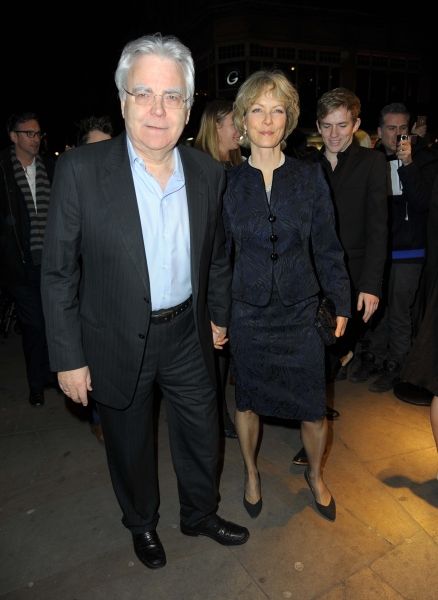 Bill Kenwright and Jenny Seagrove (Credit: Photo by Dan Wooller/Rex / Rex USA)