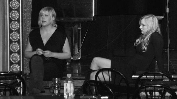 Ryah Nixon and Tess Soltau