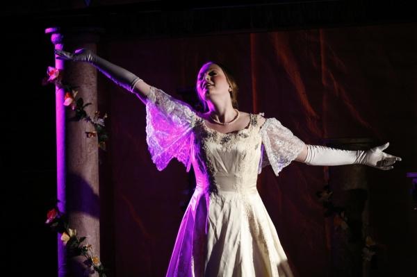 Rachel Sparrow as Jenny Lind Photo