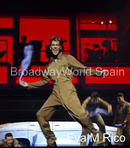 PHOTO FLASH: Un 'Grease' renovado vuelve a Madrid