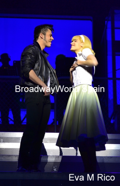 PHOTO FLASH: Un 'Grease' renovado vuelve a Madrid