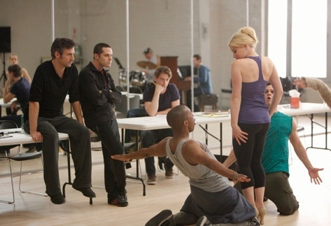 Photo Flash: New Photos from SMASH's 'The Cost of Art'