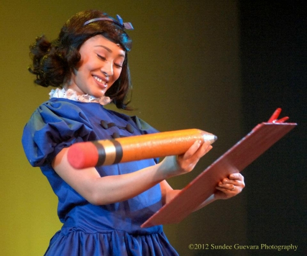 Photo Flash: 9 Works Theatrical Presents YOU'RE A GOOD MAN, CHARLIE BROWN