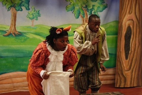 Photo Flash: Imaginary Theatre Company (ITC) Presents PUSS IN BOOTS, 3/17