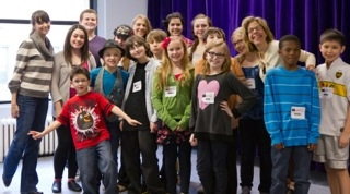 Photo Flash: A Class Act NY Presents Comedy Workshop With Jackie Hoffman
