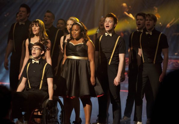 SOUND OFF: GLEE Wins Regionals With A Bang, Splash & Crash