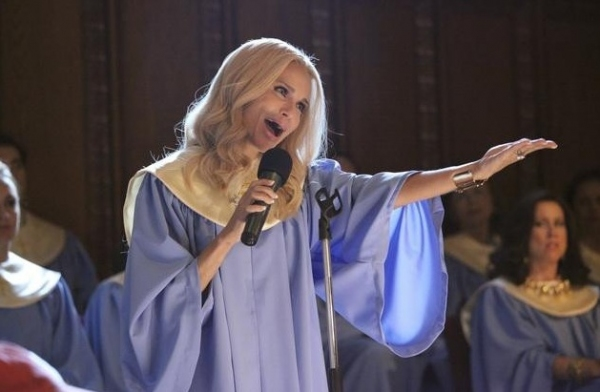Photo Flash: New Photos of Kristin Chenoweth in ABC's GCB