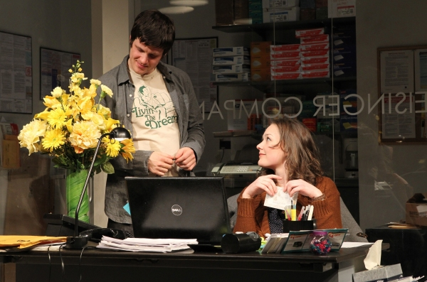 Photo Flash: Bobby Steggert, Michael Esper, et al. in ASSISTANCE at Playwrights Horizons