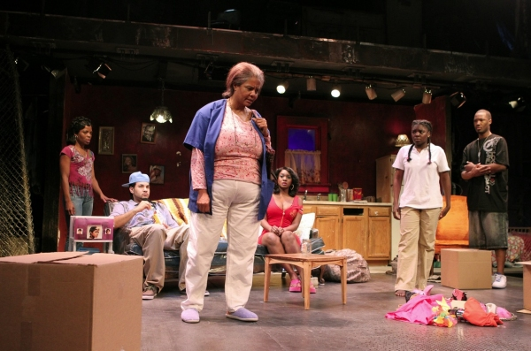 Photo Flash: Signature's HURT VILLAGE- Production Shots