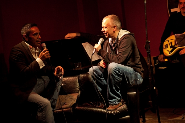Photo Coverage: AFTERSHOW With David Bedella, Featuring Steve Pemberton, Ben Goddard And More!