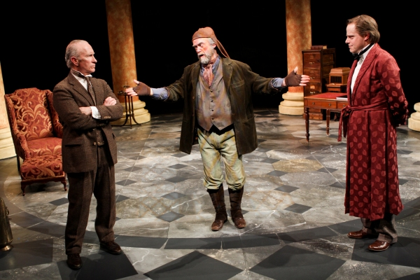 Photo Coverage: Seattle Shakespeare Company Presents PYGMALION