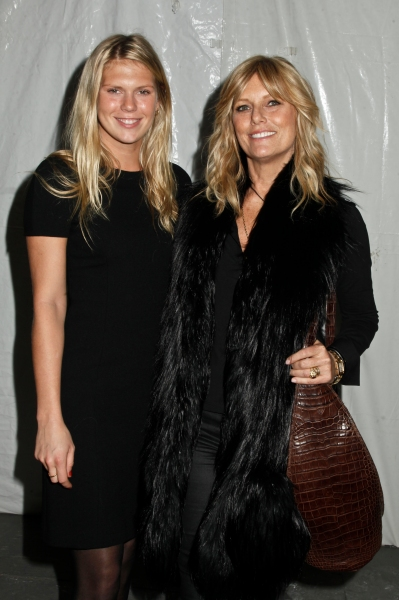 Photo Flash: Michael Kors Show at NYC Fashion Week