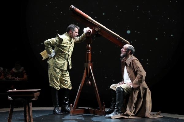 Galileo Production Photo