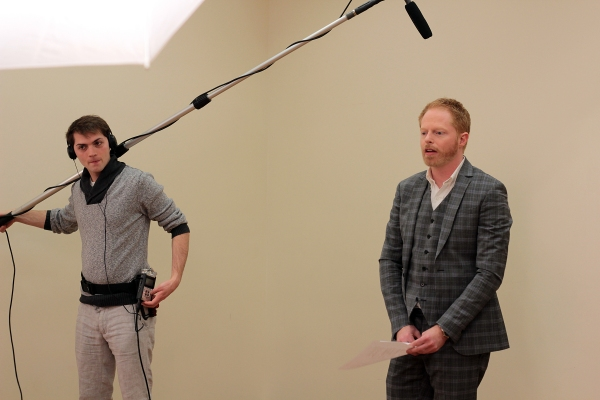 Photo Coverage Exclusive: On Set of SUBMISSIONS ONLY with Jesse Tyler Ferguson!