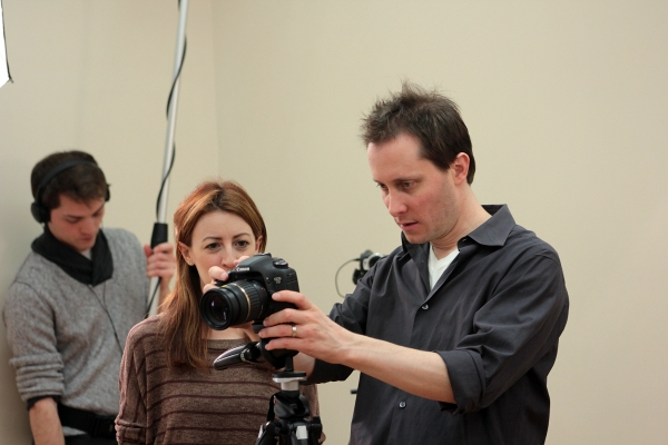 Kyle Beckley, Kate Wetherhead, Jeff Croiter Photo