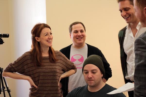 Kate Wetherhead, Jared Gertner, Neal Hunter Hyde, Colin Hanlon Photo