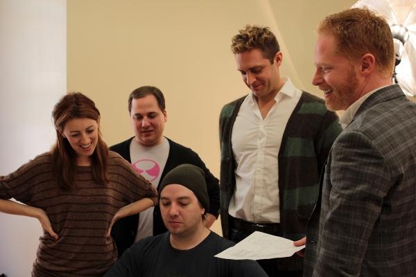 Kate Wetherhead, Jared Gertner, Neal Hunter Hyde, Colin Hanlon, Jesse Tyler Ferguson Photo