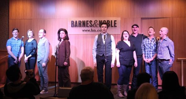 Photo Coverage: SILENCE! The Musical Celebrates CD Release; Brent Barrett, Jenn Harris & More!