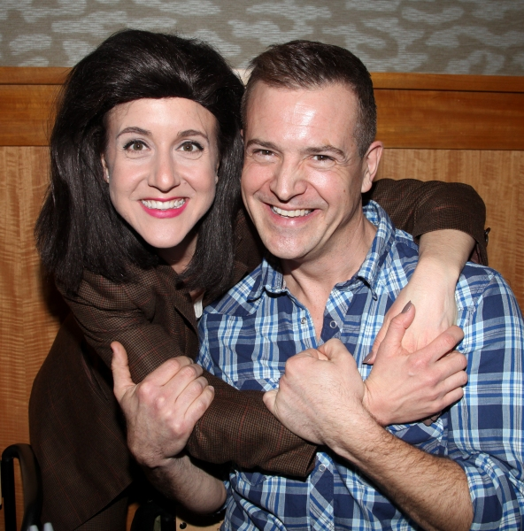 Photo Coverage: SILENCE! The Musical Celebrates CD Release; Brent Barrett, Jenn Harris & More!