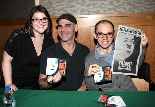 Annie Funke, Howard Kaye & Topher Nuccio