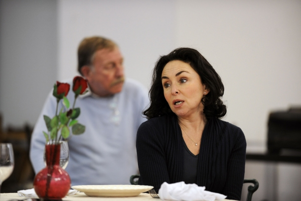 Photos: FILUMENA in Rehearsal at the Almeida Theatre
