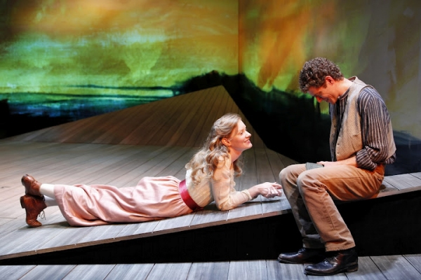 Photo Flash: Irish Repertory Theatre's BEYOND THE HORIZON